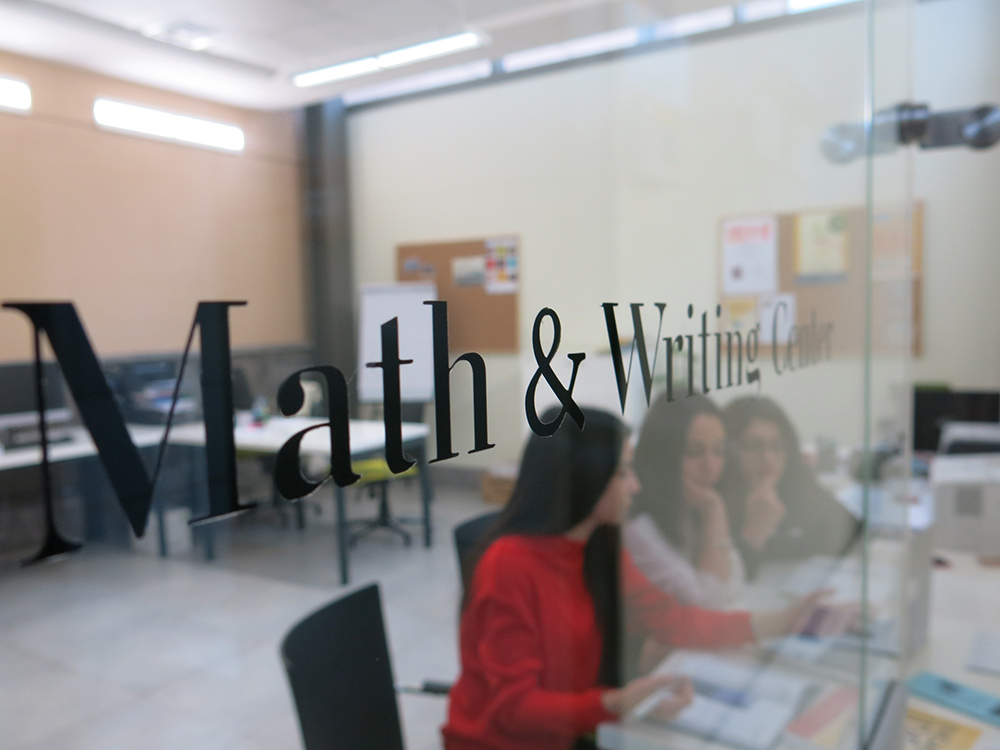 Math & Writing Center