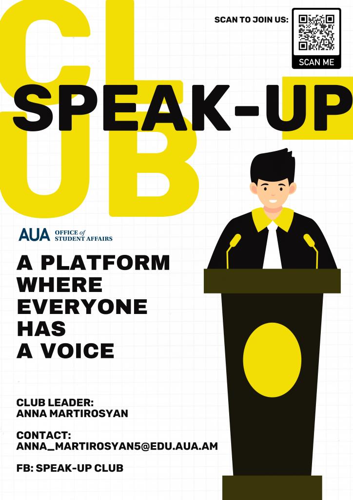 Speak-up Club